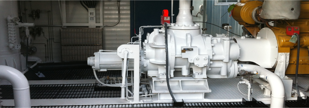 Natural Gas Compressor Package